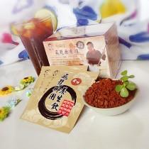 【飛龍原香糖】薑味黑糖隨身包一盒 (20gX12)  粉狀 原價420,特價300